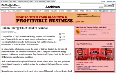 Archivio New York Times