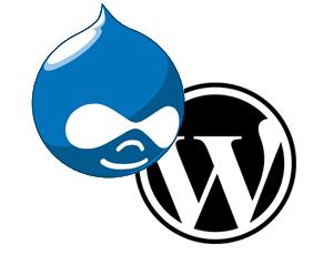 drupal-wordpress